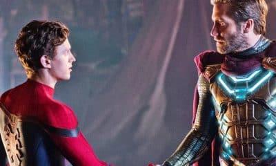 spider-man 3 mysterio