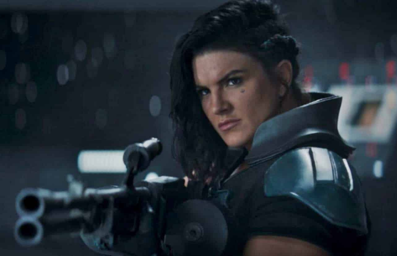 """Cancel Disney Plus"""" Trends On Twitter After Gina Carano Was Fired"""