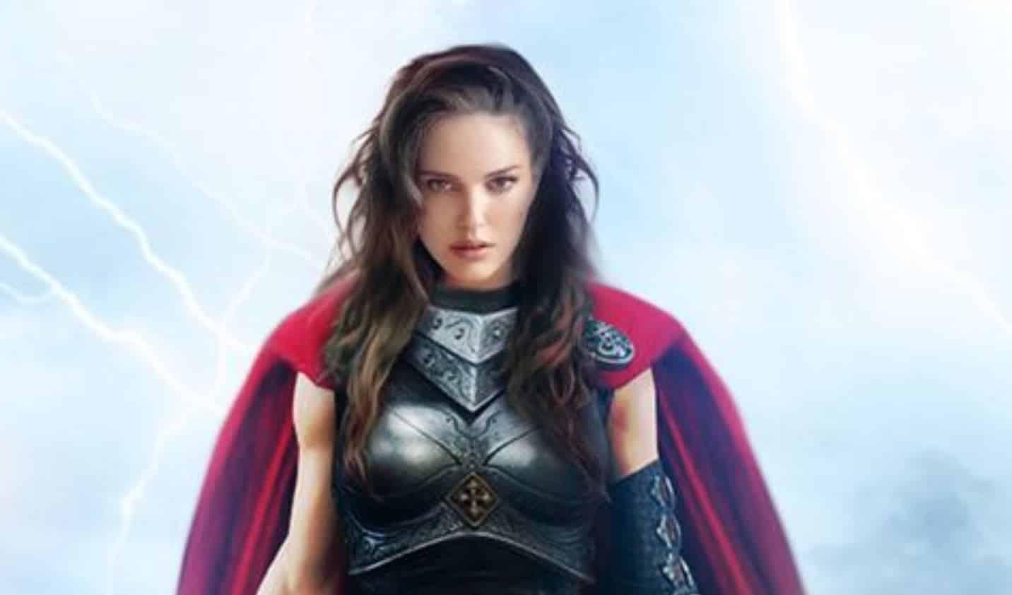 thor: love and thunder natalie portman