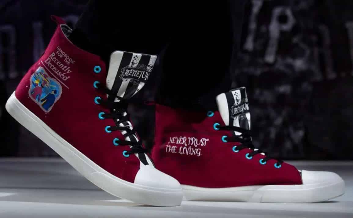 beetlejuice sneakers