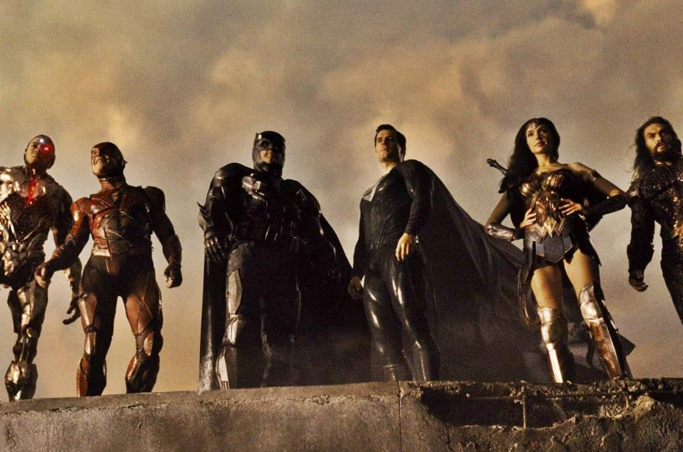 snyder cut justice league snyderverse