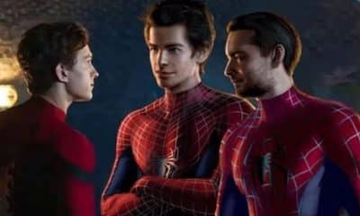 spider-man: no way home tom holland andrew garfield tobey maguire