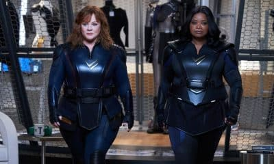 thunder force movie melissa mccarthy octavia spencer