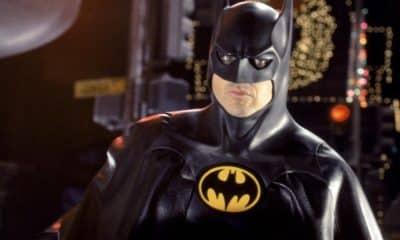 the flash michael keaton batman