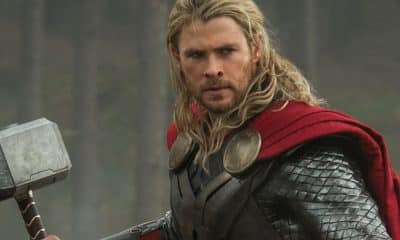 thor: love and thunder chris hemsworth