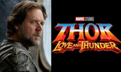 thor: love and thudner russell crowe
