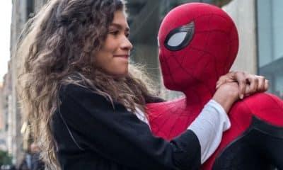 spider-man tom holland zendaya