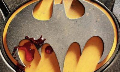 the flash batman michael keaton