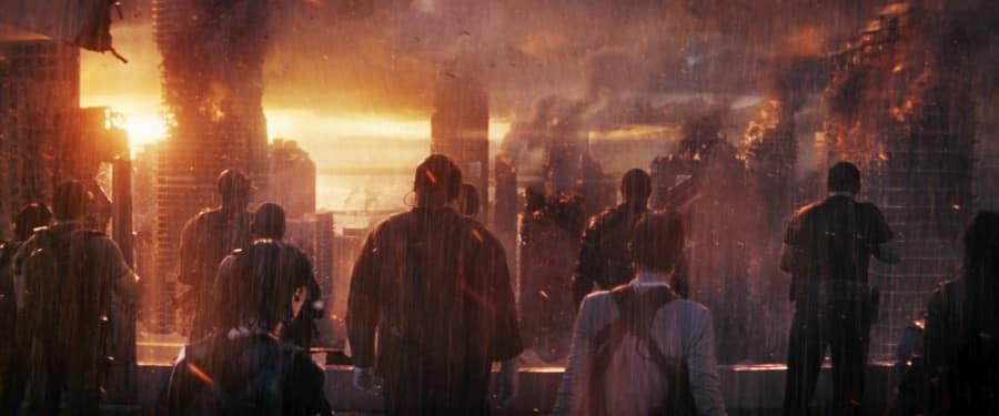 the tomorrow war city