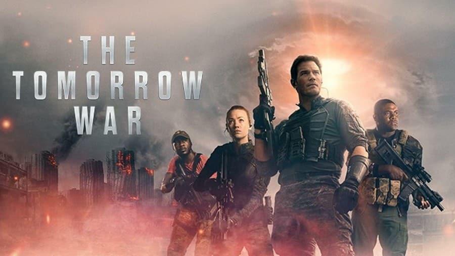 the tomorrow war logo