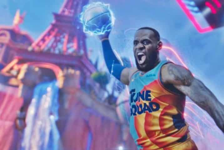 lebron james space jam: a new legacy