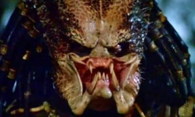 predator movie skull