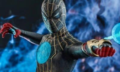 spider-man: no way home suit doctor strange