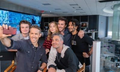 Free Guy cast