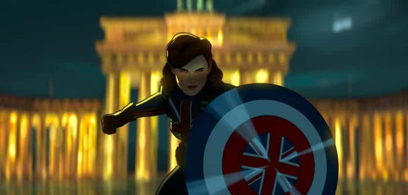 What if agent carter