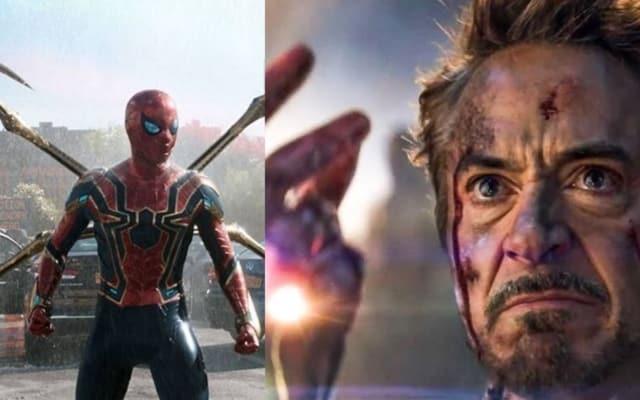 spider-man: no way home avengers: endgame