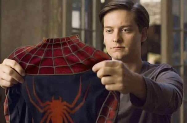 spider-man: no way home tobey maguire