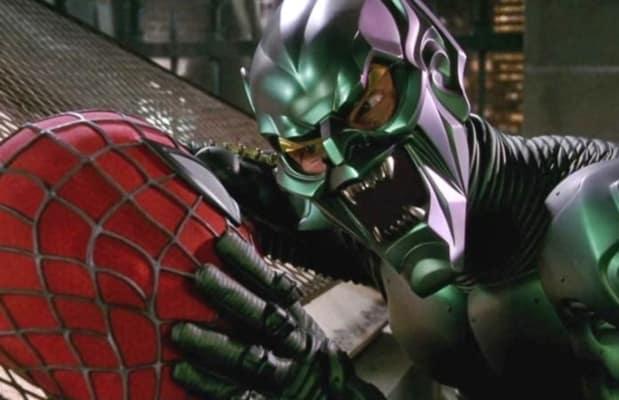 willem dafoe spider-man: no way home