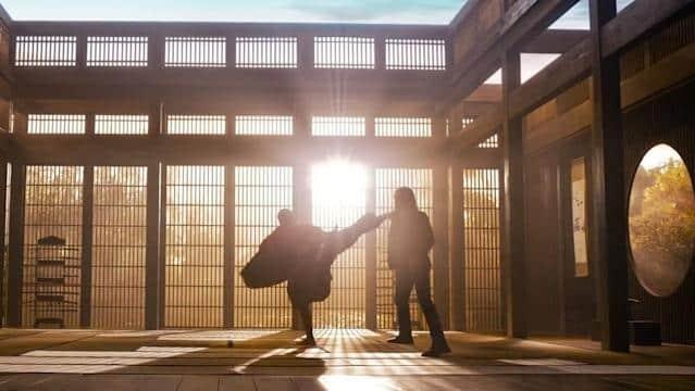 The Matrix Resurrection Keanu-Reeves Yahya Abdul Mateen II