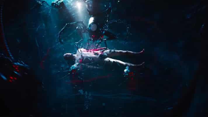 The matrix resurrections Neo