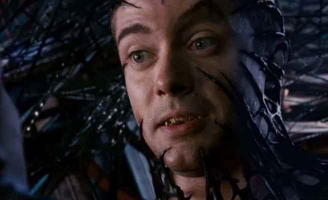 spider-man: no way home topher grace venom