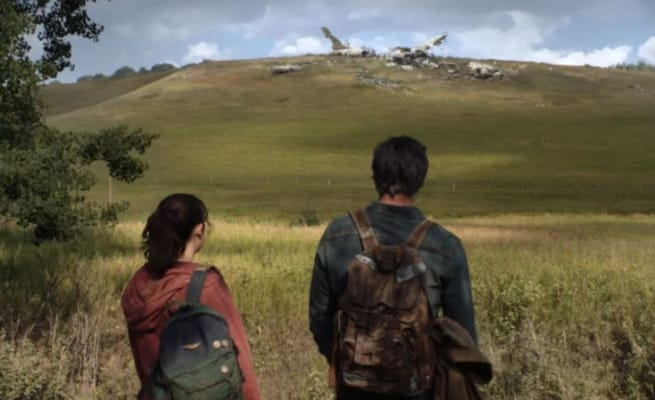 the last of us first look hbo
