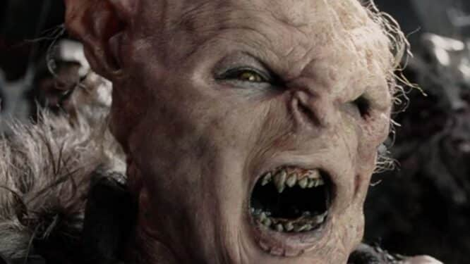 harvey weinstein lord of the rings orc